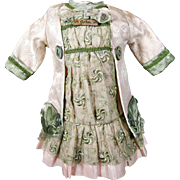 French Bebe Dress for Jumeau Steiner Other