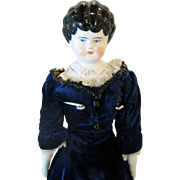 Antique Pet Name China Head Doll Marion