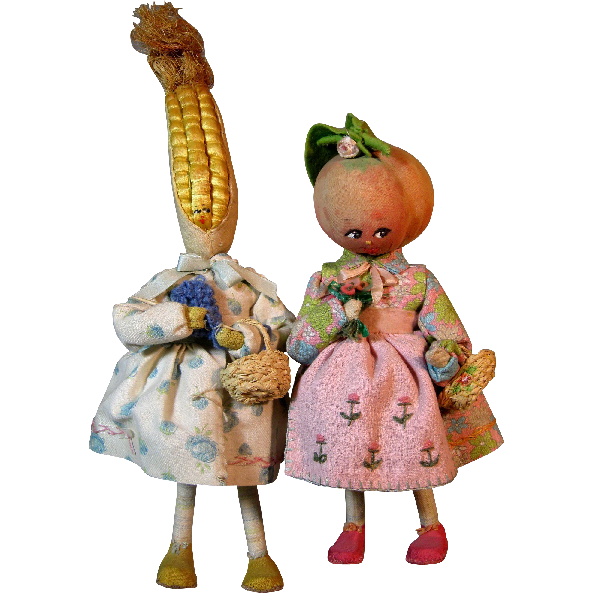The Wonderful Cloth Dolls