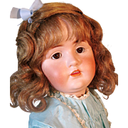 Kestner 249 Character Child Doll ~ Unusual Mold, Very Sweet Face!