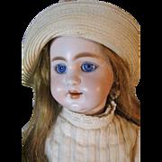 Simon Halbig 1009 Antique German Bisque Head Doll