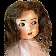 Simon Halbig Arranbee Composition Flirty Eye BJB Doll Patent No 74720  Germany