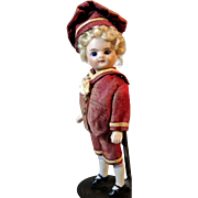 All Bisque French Type Mignonette Doll A/O ~ Just the sweetest!