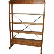 National Biscuit Company Display Rack