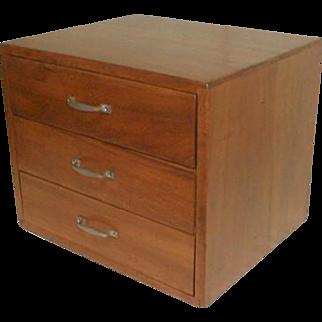 Desk Top Organizer or Storage Cabinet