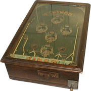 BINGO Coin Operated PinBall Game 1931