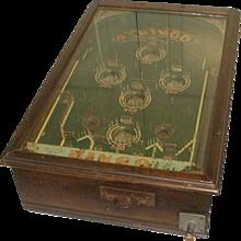 BINGO Coin Operated PinBall Game 1931