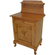 Pine Washstand Nightstand