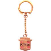 Vintage Nash Automobile Key Chain - Germany
