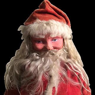 Lg. Mask Face Santa