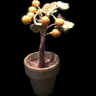 Dollhouse Lemon Tree