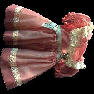 '57 S. Temple Dress