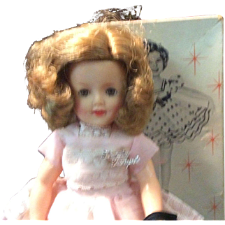 57 Shirley Temple Orig. Box