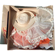 Ginger outfit in original box