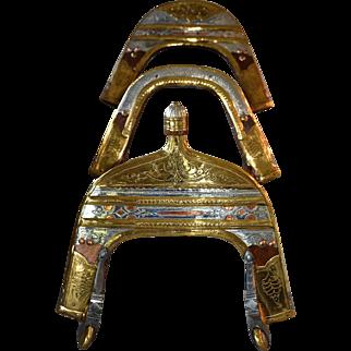 Extraordinaire Regiment des Dromedaires' Camel Saddle