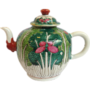 Chinese Cabbage Teapot