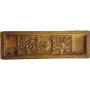 Tiffany Studios Bookmark Pen Tray