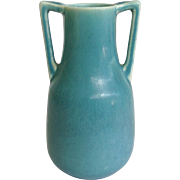 Rookwood Small Blue Vase Circa 1928