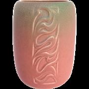"Rookwood Pink 5"" Vase Circa 1927"