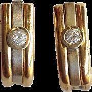 Gold Earrings 14 Karat