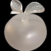 Lalique Apple Perfume Grand Pomme for  Nina Ricci