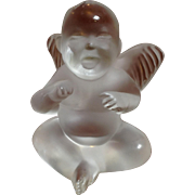 Lalique Singing Cherub Elton John