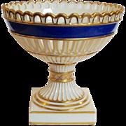 Nast a Paris Porcelain Compote