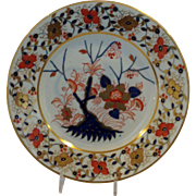 Imari Plate Royal Crown Derby 19th c.
