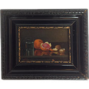 Oranges Still Life by Sandor Nandory Oil Painting