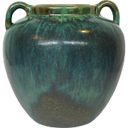 Fulper Pottery Double Handed Vase
