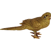 "Vienna Bronze Small Parakeet 1.5"""