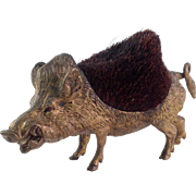 Vienna Bronze Boar Pen Wipe
