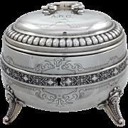 Continental Sugar Box 800 Silver