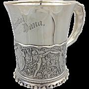 Gorham Sterling Cup Circa 1886