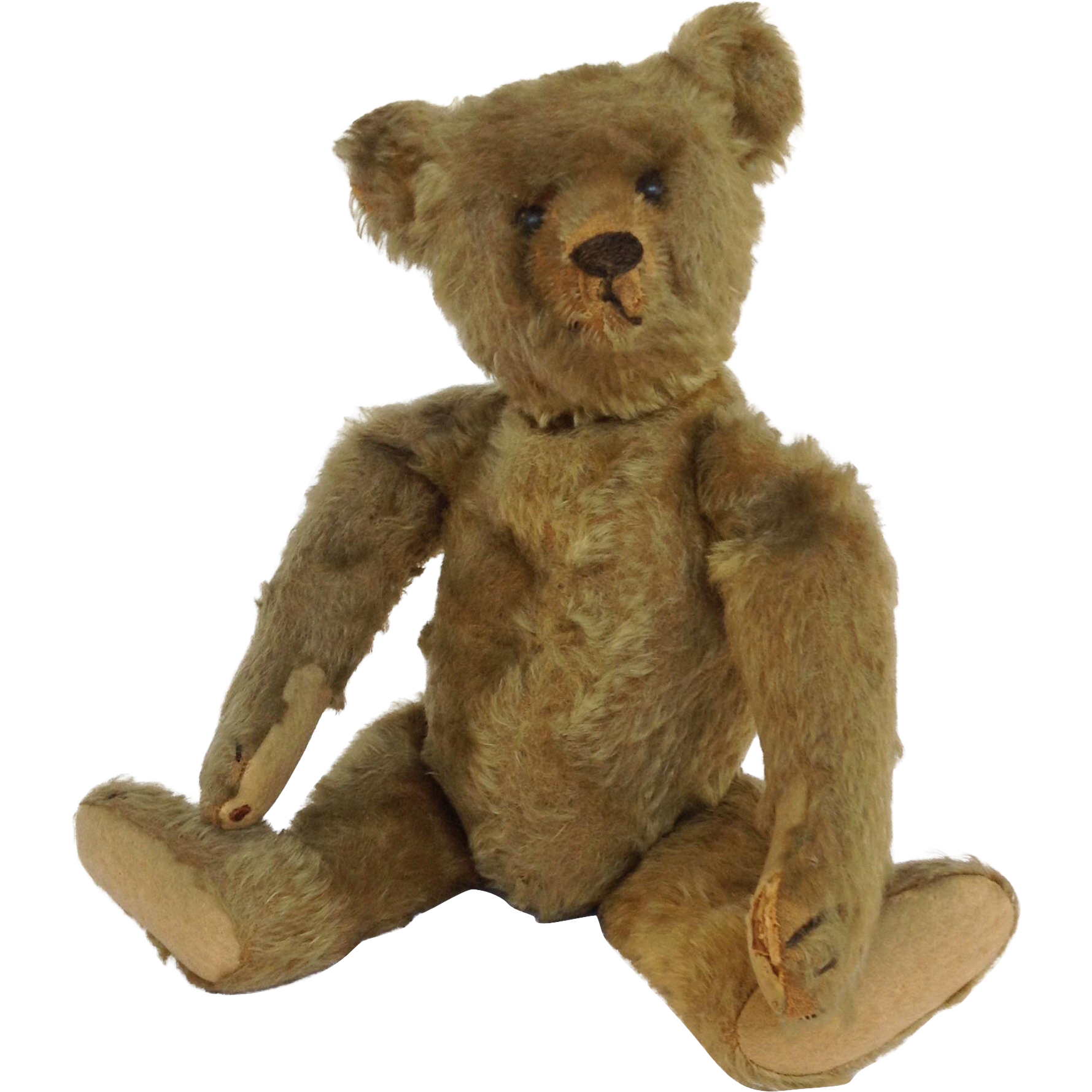 Steiff Jointed Stuffed 14 Quot Bear 1908 Antiques Of River