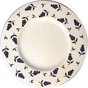 "Group Art Deco Minton 9"" Plates"
