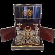 Napoleon III Tantalus Set