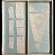 Antique Chantilly Lace Boxed Set