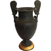 Bronze Classical Style Urn