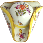 Royal Vienna Box Tricorn Hat With Mirror