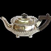 English Breakfast Tea Pot Sterling