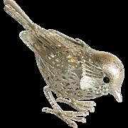 Christofle Bird Lumiere D'Argent Silver Collection