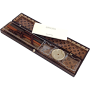 Louis Vuitton Encens De Voyage Incense With Burner Boxed
