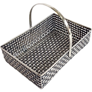 Whiting Basket Sterling Silver