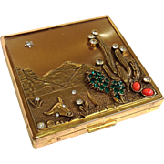 Ciner Compact with Stylized Desert Design