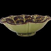 Rookwood Art Pottery Bowl Elizabeth Barrett Circa 1944