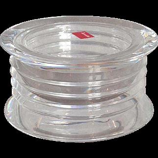Baccarat Lalande Covered Crystal Box