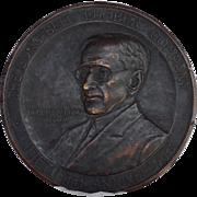 Bronze Medal Long-Bell Lumber Company Fifteenth Anniversary