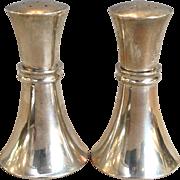 Sterling Salt & Pepper Shakers by Steiff