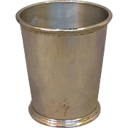 Mint Julep Cup Kirk & Son Sterling
